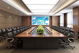 经典大型实木会议桌 HY-HYT02