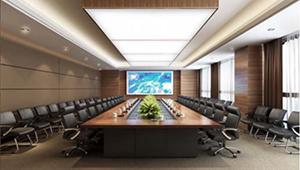经典大型实木会议桌 HY-HYT02 佛山办公家具品牌