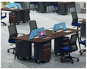 乐从办公家具厂 二人办公桌屏风LD-D0524